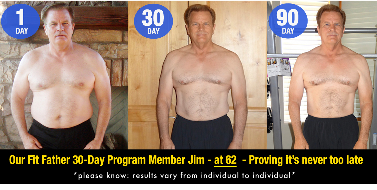 Weight Loss For Men Over 50 The Proven 5 Step Plan